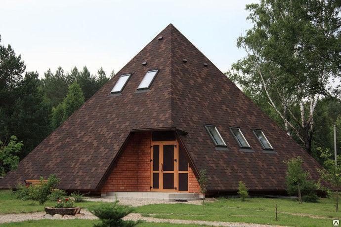 Пирамидальна крыша, фото 2