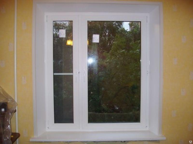 ПВХ окна  под ключ