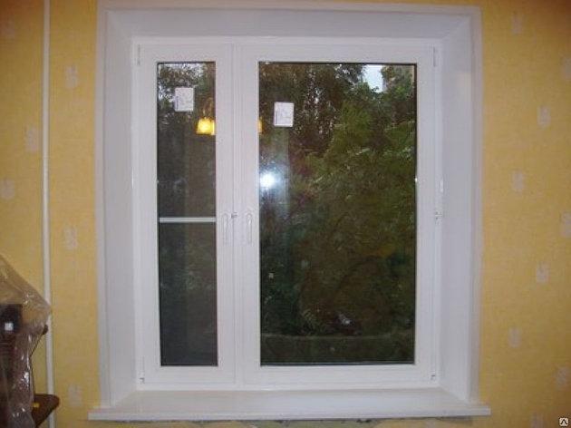 ПВХ окна  под ключ, фото 2