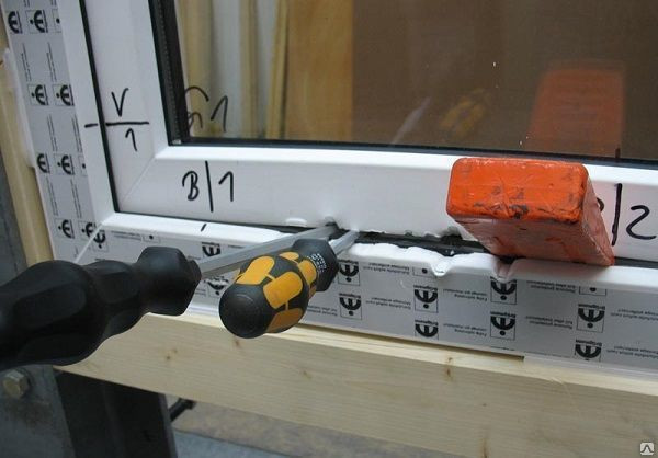 ПВХ окна  противовзломные