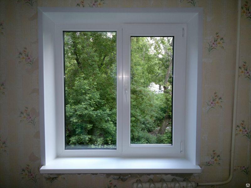 ПВХ окна  с доставкой и установкой