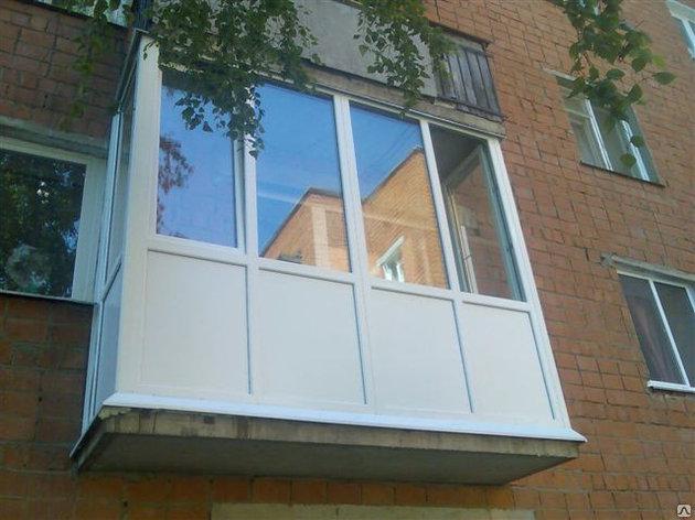 ПВХ окна  на балкон, фото 2