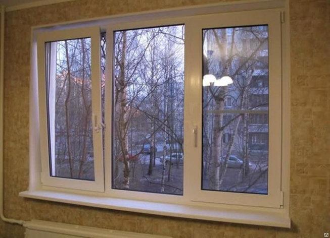 ПВХ окна  в квартиру, фото 2