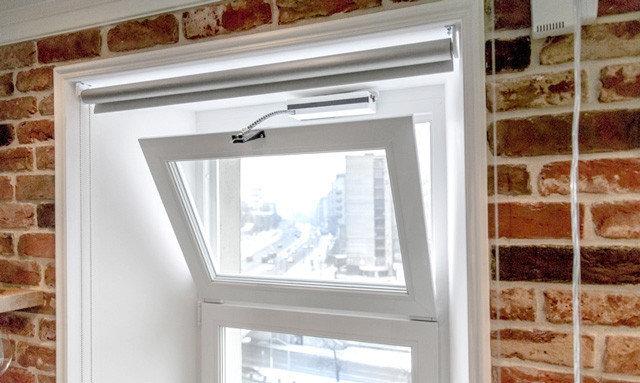 ПВХ окна  фрамуги, фото 2