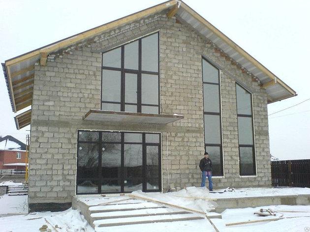 ПВХ окна  витражные, фото 2