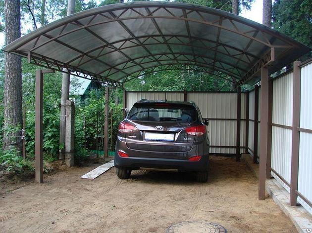 Навес для машины, фото 2