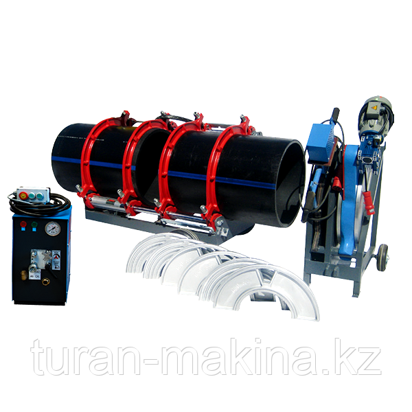 Сварочный аппарат для ПНД труб Turan Makina AL 630 (315-630 мм)