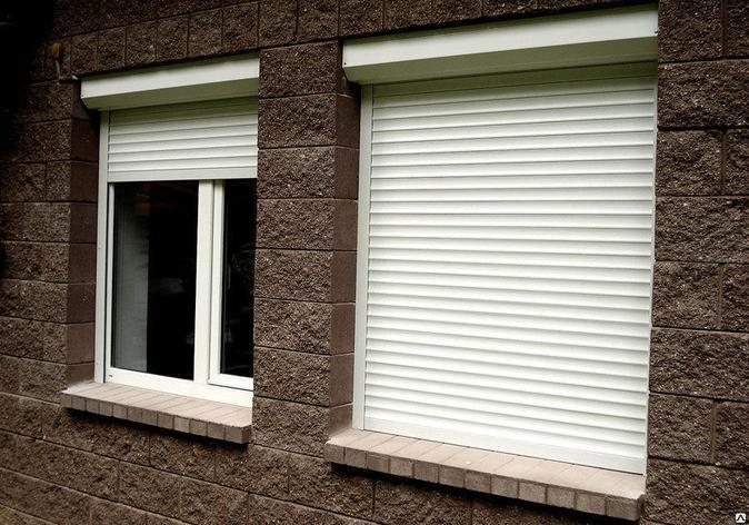 Рулонные ставни на  окна, фото 2