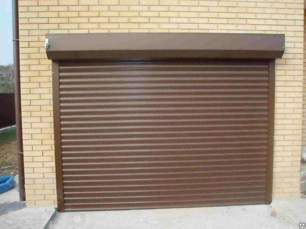Рольставни на гараж, фото 2