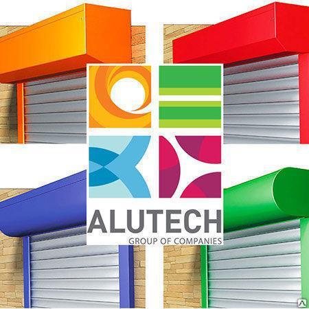 Рольставни Alutech