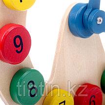 Детские деревянные часы, фото 2