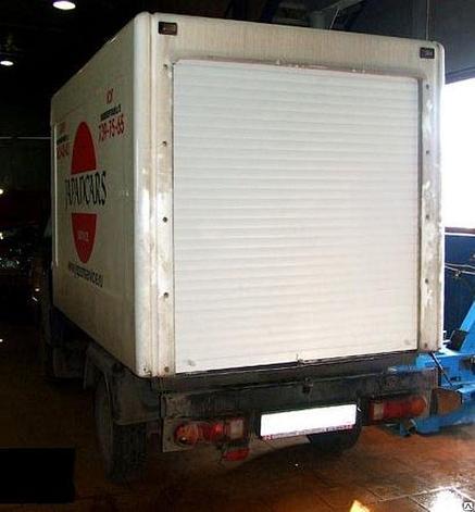 Роллеты на грузовые машины, фото 2