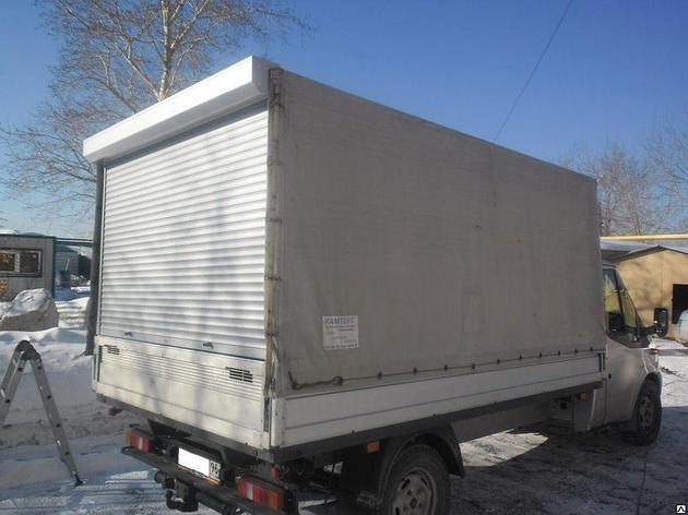 Рольставни на грузовик, фото 2