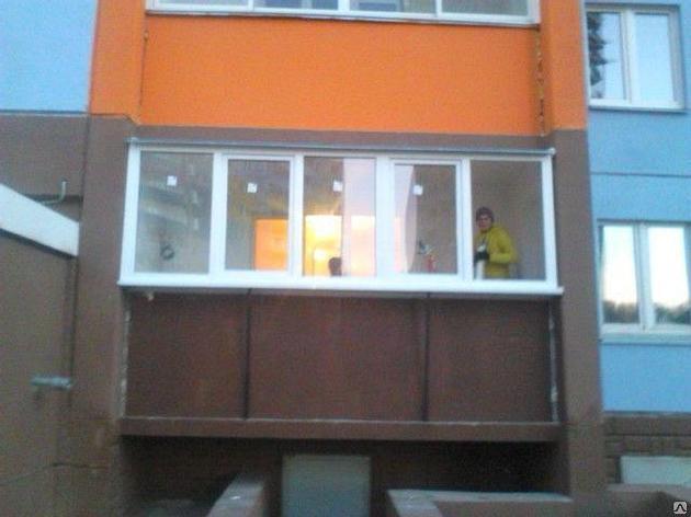 Замена остекления на балконе, фото 2