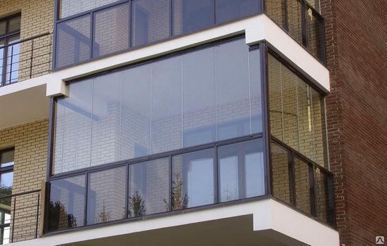 Балконное остекление, фото 2