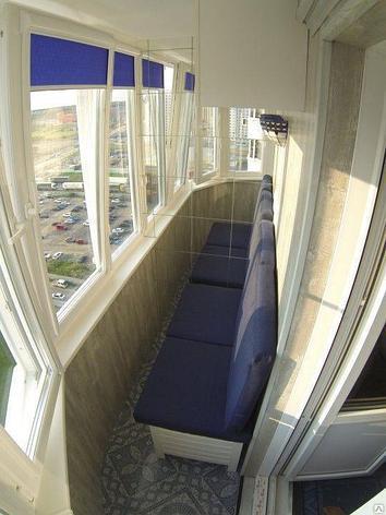 Балконы отделка интересные идеи, фото 2