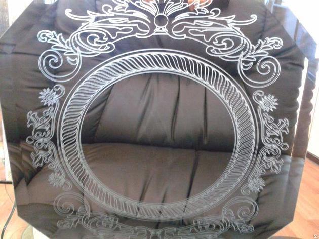Зеркала с гравировкой, фото 2
