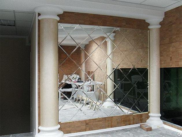 Изделия из зеркал и стекла, фото 2