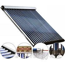 SP-30-150 Солнечная водонагревательная система, бак 150 литров, 30 вакуумных тепловых трубок