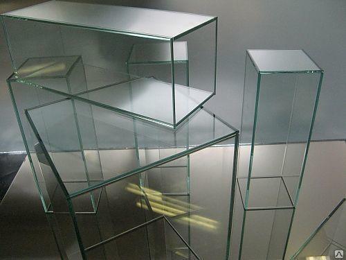 Клееные конструкции из стекла