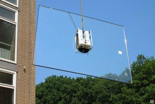 Монтаж стеклянных конструкций, фото 2