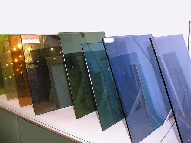 Различные виды стекла, фото 2