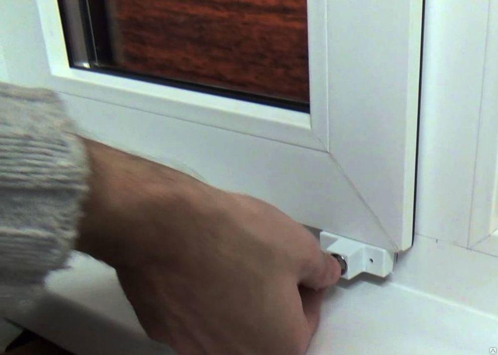 Защита от детей на любые окна