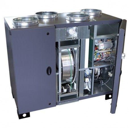 Приточно-вытяжная установка Soler & Palau RHE 4500 VD DI