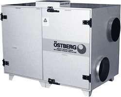 Приточно-вытяжная установка Ostberg HERU 1600 S RER CAV2