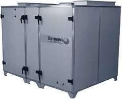 Приточно-вытяжная установка Ostberg HERU 1600 T RWR CAV2