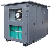 Приточно-вытяжная установка Soler & Palau RHE 8000 HDR DFR