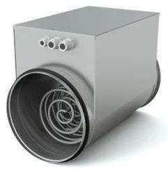 Воздухонагреватель электрический KORF ELK 125/2,5