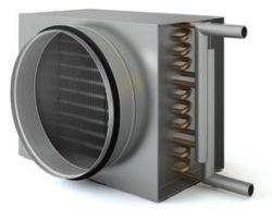 Воздухонагреватель водяной KORF WWK 250/2