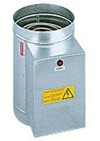 Канальный нагреватель Soler & Palau MBE-355/60T 2/400V