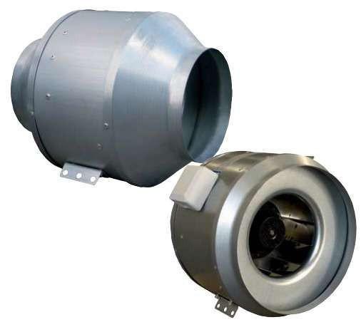 Вентилятор для круглых каналов Systemair KD 315 L1 25336