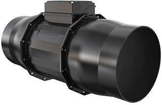 Вентилятор Systemair prio 150 E2