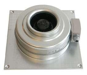 Вентилятор для круглых каналов Systemair KV 200 L sileo