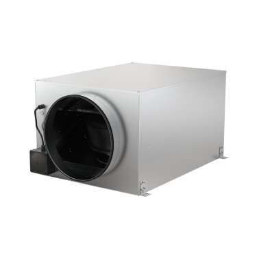 Вентилятор для круглых каналов Systemair KVK Silent 500 AC
