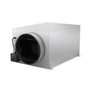 Вентилятор для круглых каналов Systemair KVK Silent 400 EC