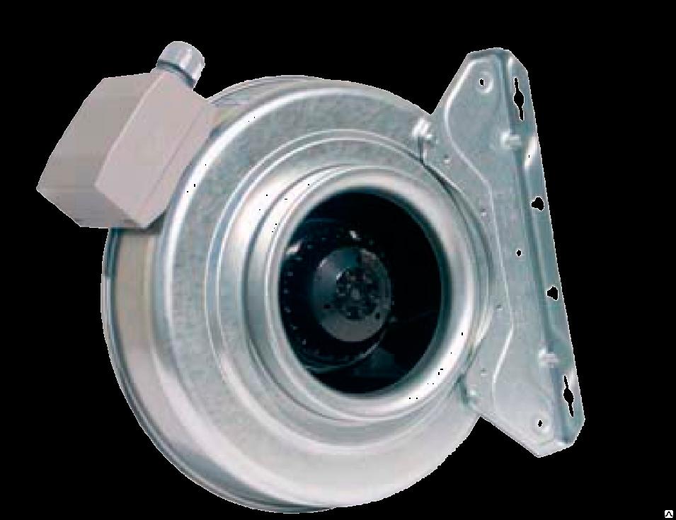Вентилятор для круглых каналов Systemair K sileo 160 XL