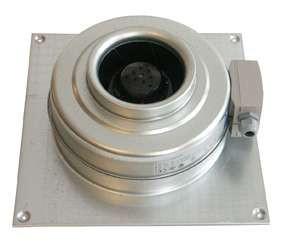 Вентилятор для круглых каналов Systemair KV 315 L sileo