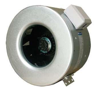 Вентилятор для круглых каналов Systemair KD 315 M1