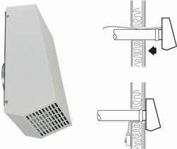 Вентилятор для круглых каналов Systemair RVF 100 M