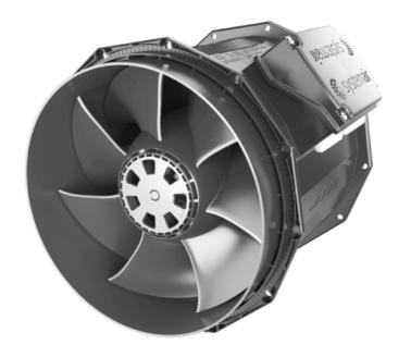 Вентилятор Systemair prio 250 EC