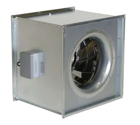 Вентилятор для квадратных каналов Systemair KDRE 65