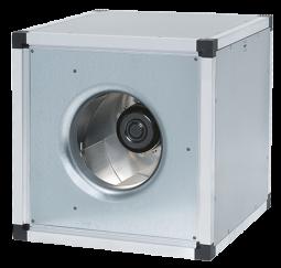 Вентилятор для квадратных каналов Systemair MUB 062 630D6 IE3 Multibox