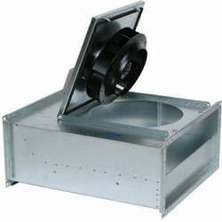 Вентилятор для прямоугольных каналов Systemair RS 50-25 sileo