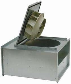Вентилятор для прямоугольных каналов Systemair RS 100-50 L3