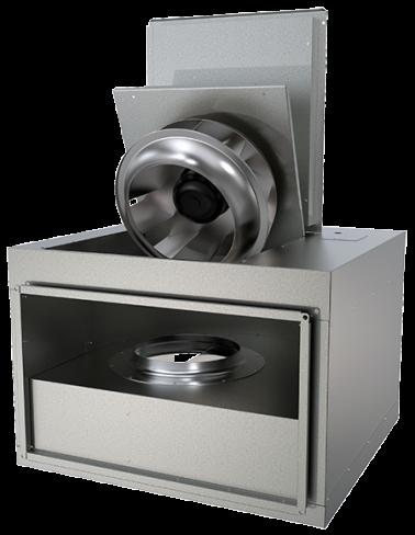 Вентилятор для прямоугольных каналов Systemair RSI 60-35 L1 sileo