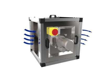 Кухонный вентилятор Systemair MUB/T-S 042 450EC